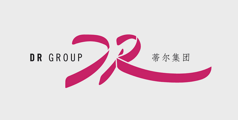 drgroup identtity logotype - design by jordi boix
