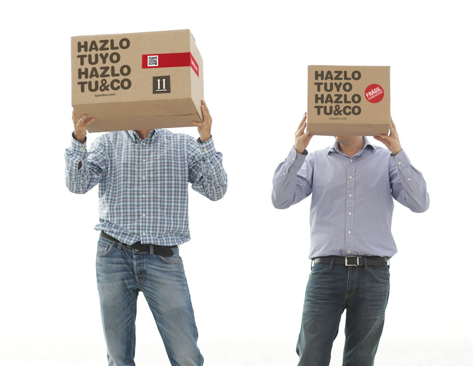 tuandco packaging - design by jordiboix