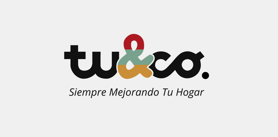 tu&co logo - design by jordiboix
